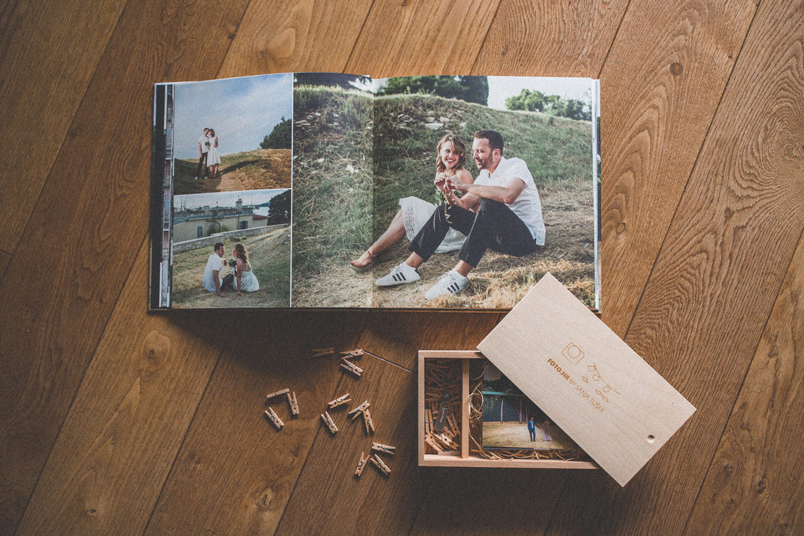 Brijuni Wedding Book Fine Art Print Fotohr